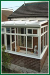 Fortress conservatories